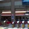 Zhongyi Station Concourse