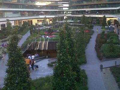 Zorlu's Public Square