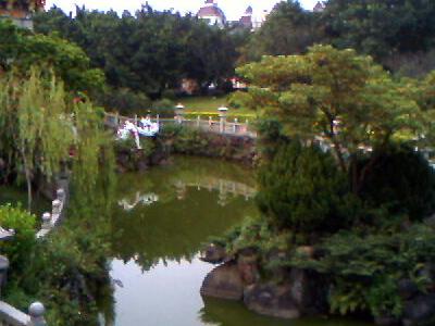 Zulinshan Temple In Linkou