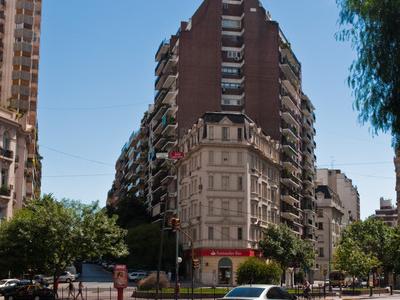 Las Heras Avenue Intersection