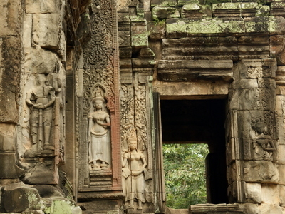 Angkor  Thommanon