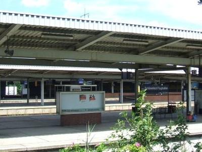 Berlin-Schönefeld Flughafen Platform