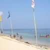 Beach At Rock Garden Resort Bolinao
