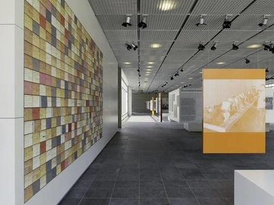 Exhibition Hall In The NS Documentation Centre