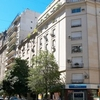 Intersection Of Alvear And Callao Avenues