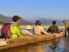 Canoeing In Rapti River