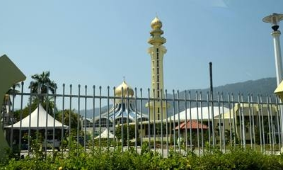 Cmglee  Penang  State  Mosque