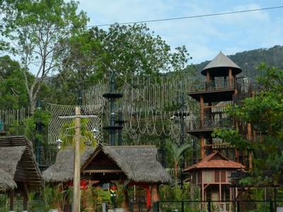 Escape Adventure Park - Teluk Bahang
