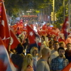 2013 Protests In Turkey At Bağdat Avenue