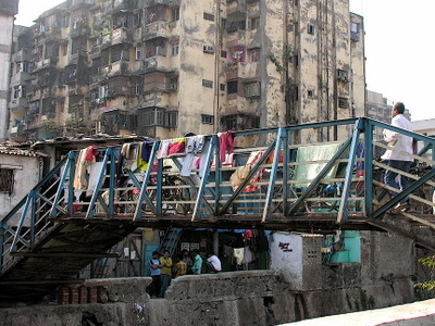 Entrances To Dharavi