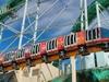 E Da Theme  Park  Monorail