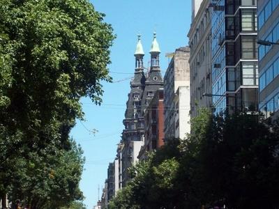 View Of Defensa Street