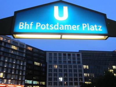 U-Bahn Entrance