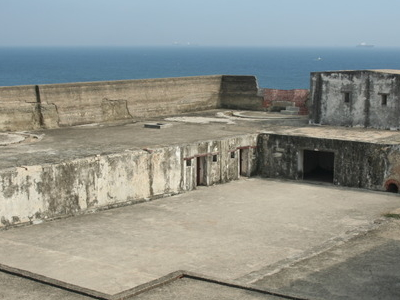 Fort  Qihou  Gaoxiong Battery