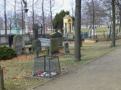 Graves Of Scharnhorst And Boyen