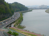 Jinju And The Nam River