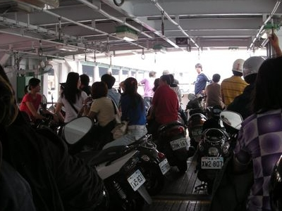Kaohsiung  Cijin  Ferry  0 2