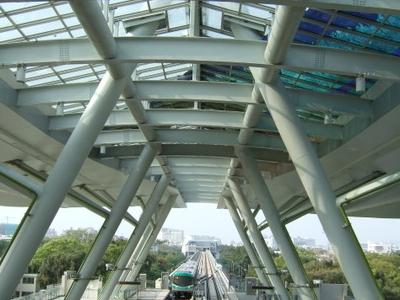 K R T C  World  Games  Station  Bridge