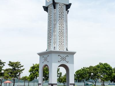 Kudat Sabah Clock Tower