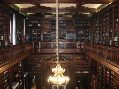 Esteban Echeverría Library