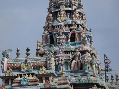 Mahamariamman Temple Gopuram