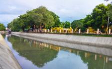 Marikit Park River