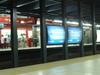 Both Platforms Of Medrano Station
