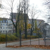 Pappelplatz Square At The Ackerstraße