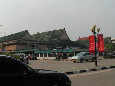 Morning  Market   2 8talat Sao  2 9  Vientiane  2 C  Laos