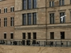 Neues Museum With The Projected Site Of The Gallery