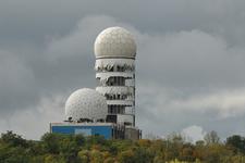 Radar At Teufelsberg