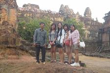 Phnom Bakheng For Sunset