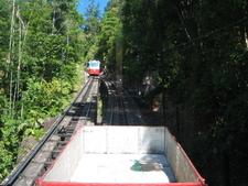 Penang Hill Railway - Passing Loop