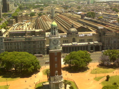 The Torre Monumental