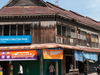 Pre World War Ii Shophouses In Bongawan.