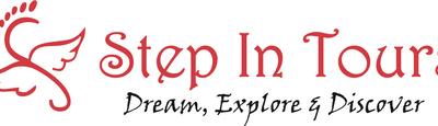 Step In Tours Logobanner