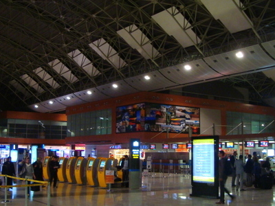 The Departures Level