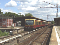Berlin-Wannsee Station