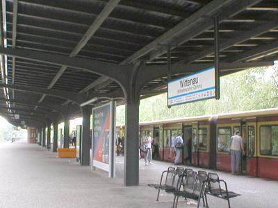 Berlin-Wittenau Station