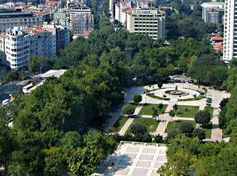 Taksim Gezi Park
