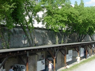 Part Of The Topography Of Terror Museum