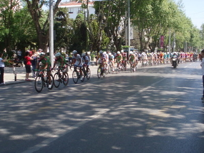 49 Presidential Cycling Tour Of Turkey At Bağdat Avenue