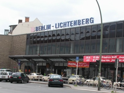 Berlin-Lichtenberg Station