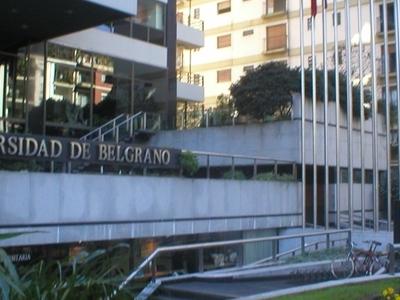 The Front Of Universidad De Belgrano