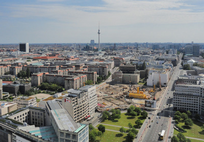 View From Potsdamer Platz