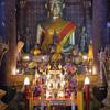 Wat Xieng Thong Laos Inside