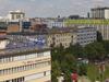Wittenbergplatz From The Top Of KaDeWe