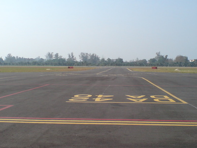 Sultan Ismail Petra Airport - Holding Point C