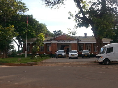 Zomba  District  Council