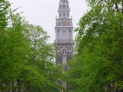 View Of The Zuiderkerk
